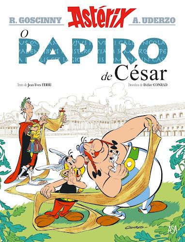 Astérix - O Papiro de César
