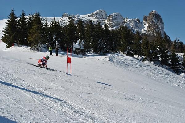 Горные лыжи в Сербии
