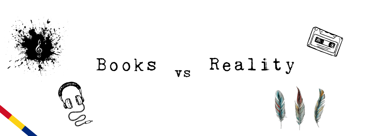 Books vs Reality