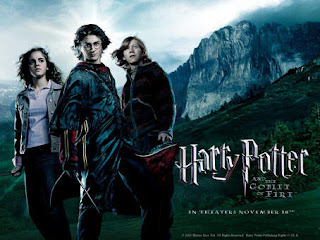 film harry potter and the goblet of fire