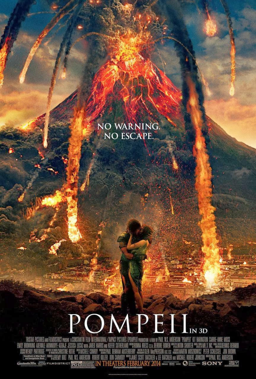 ดูหนังออนไลน์ Pompeii ไฟนรกถล่มปอมเปอี