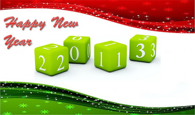 Happy New Year Wallpapers and Wishes Greeting Cards 064