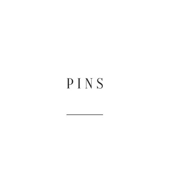 PINS - Get With Me