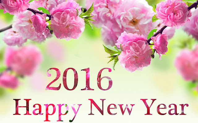 2016 Happy New Year HD Wallpapers