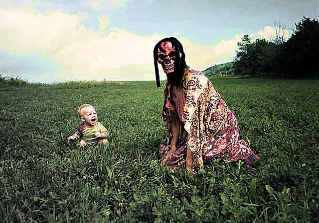 Полудница и дитя