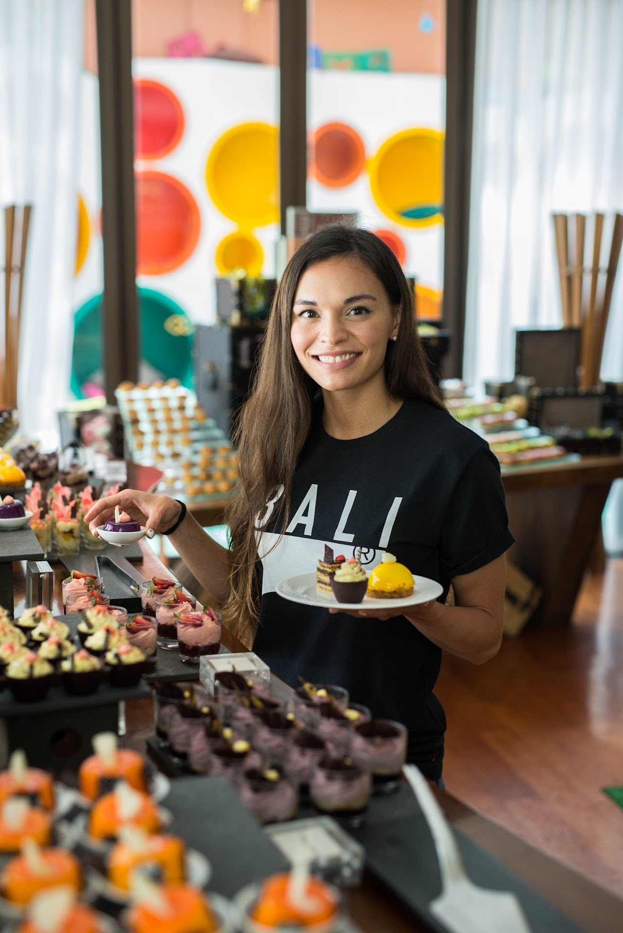 best brunch in the world, best food in bali, best hotel, nusa dua, sofitel weekend brunch review, travel blogger, indonesia, things to do in bali, what to eat in bali, best buffet in the world, dessert buffet, french pastries, san francisco bay are travel blogger, california, mormon lds