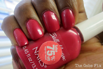 Manicure Monday – Dahlia