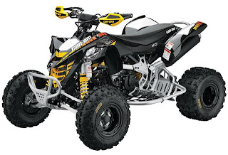 Can Am DS 450 Youth Sporty ATV picture