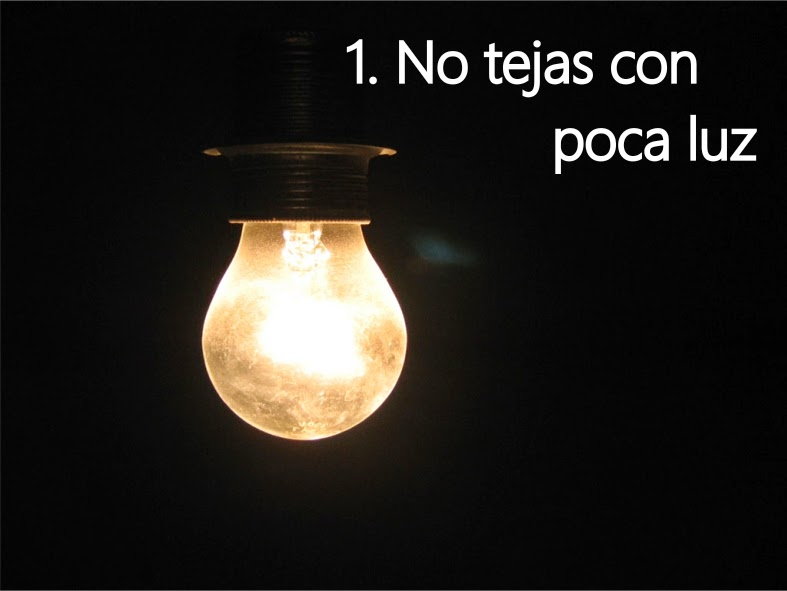 Poca Luz No