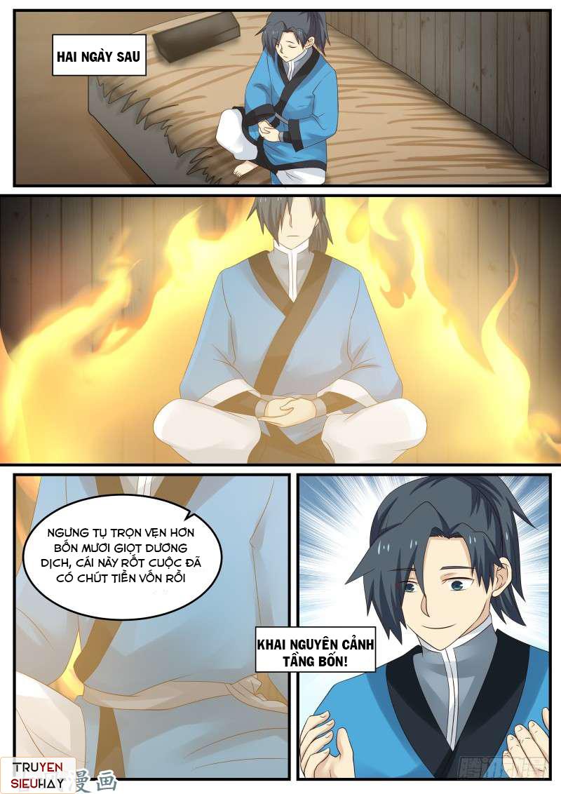 Võ Luyện Đỉnh Phong chap 62 - Trang 10