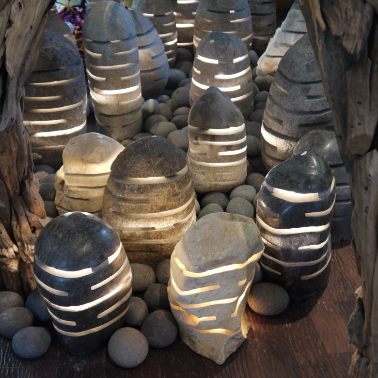 Indogemstone stone furniture for Bulk river rock for sale near me