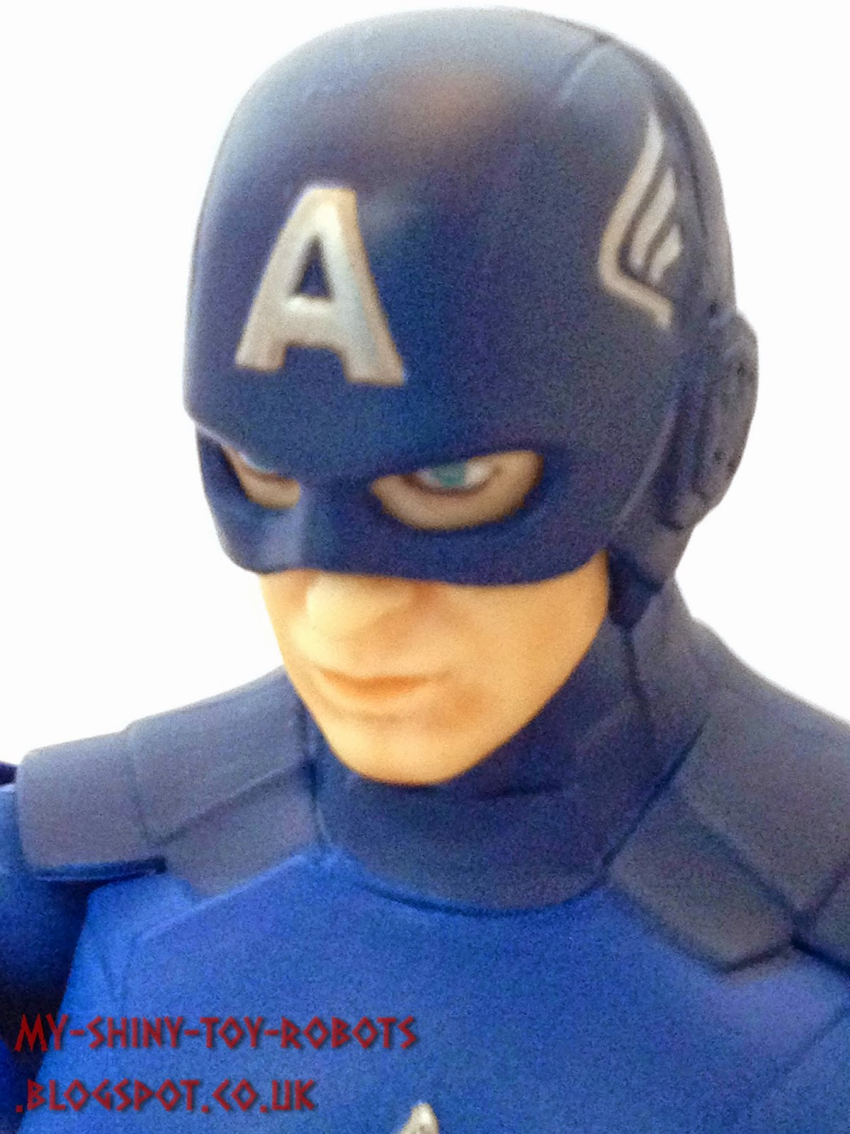 Figma Captain America