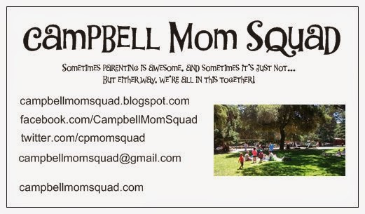 Campbell Mom Squad Contact Info