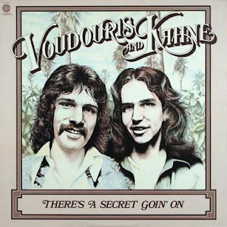 Voudouris & Kahne - There\'s A Secret Goin\' On (1975)