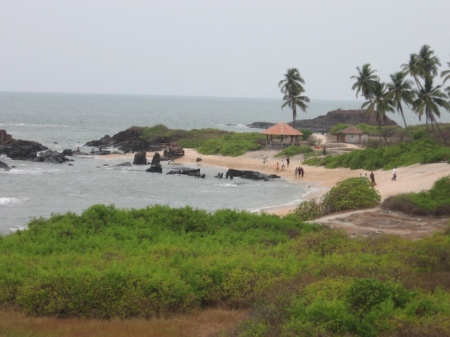 St.Mary's Island, Malpe, Udupi, Karnataka