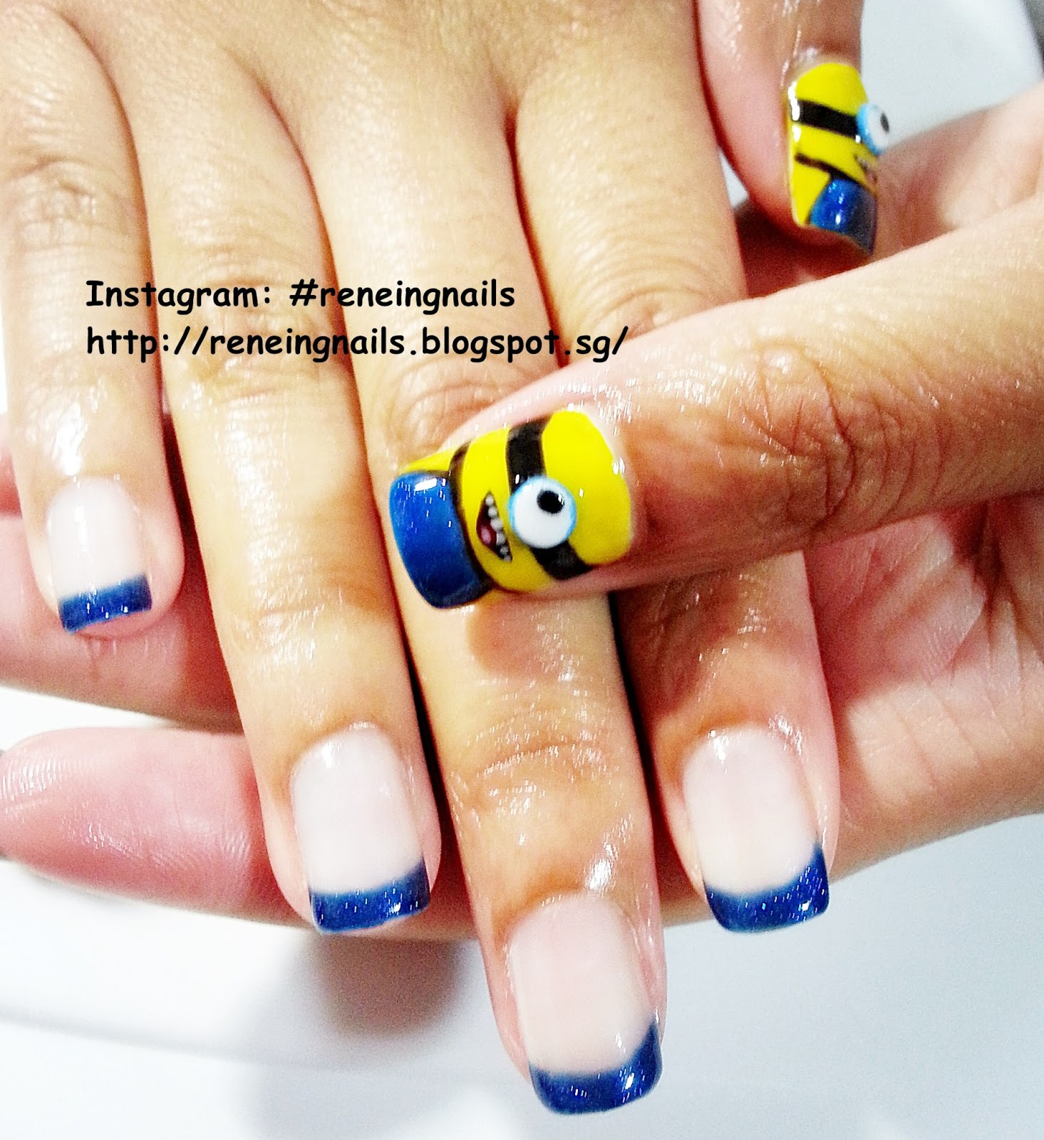 Reneing.Nails: July 2013