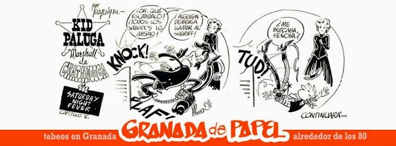 Granada de papel