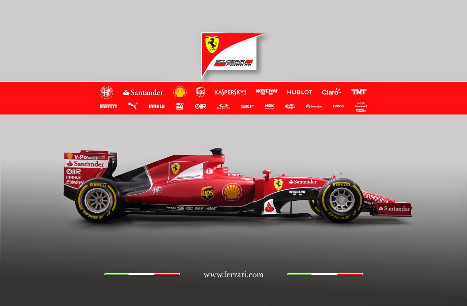 Ferrari Sf15 T 2015 F1 Wallpaper Kfzoom