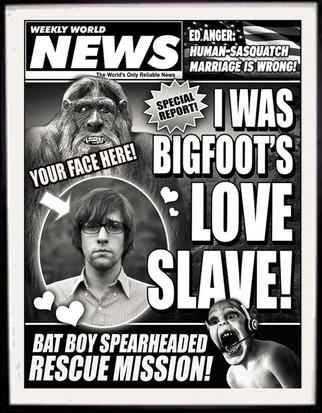 bigfoot evidence this is awesome i was bigfoot s love slave