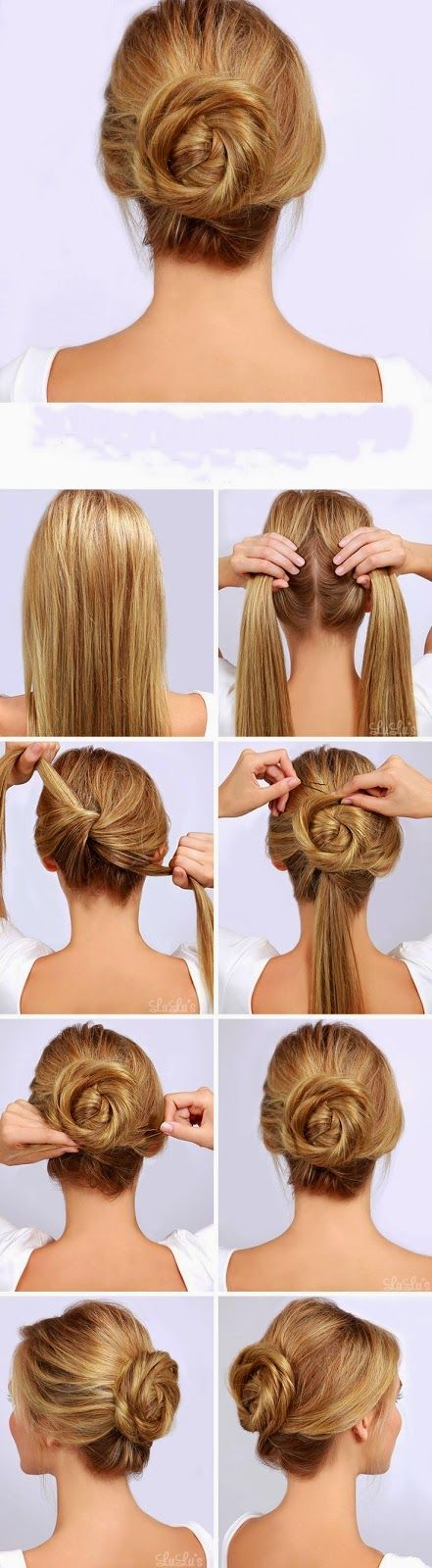 diy hairstyles new years eve