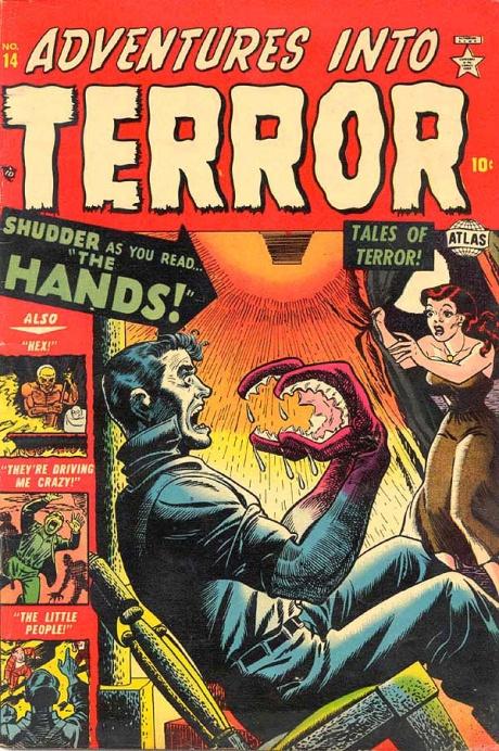 ADVENTURES INTO TERROR #14