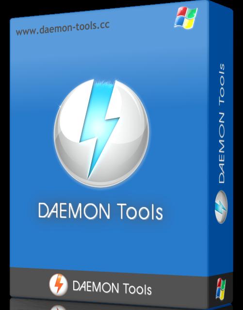 Download DAEMON Tools Lite Full Version
