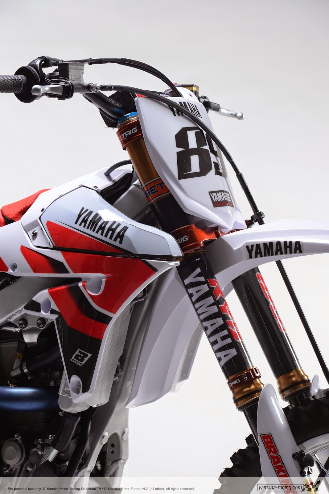 Racing caf yamaha yz fm team yamaha factory racing gp for Yamaha racing team