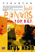 buku menjadi penulis top banget