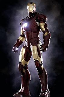 Foto do Homem de Ferro