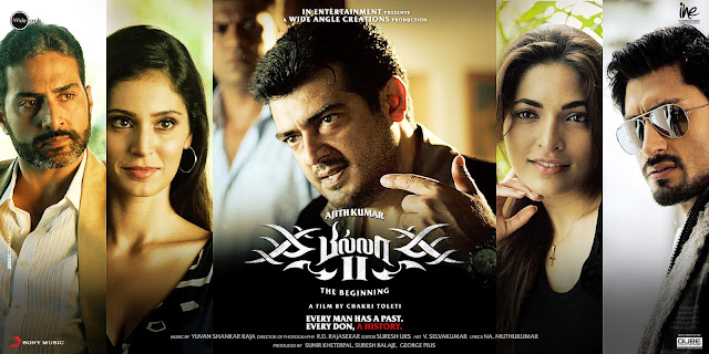 Billa 2 Characters wallpaper