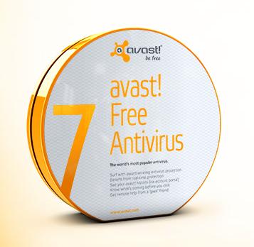 Avast Free Antivirus 8.0.1497