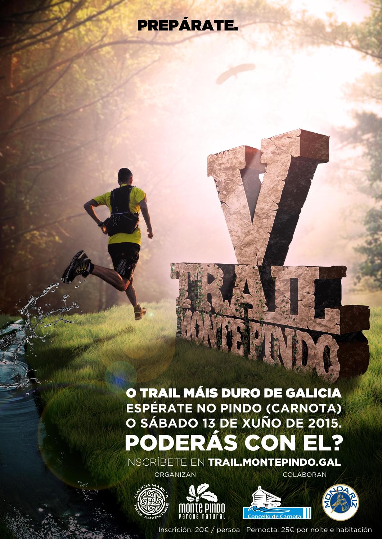 V Trail Monte Pindo
