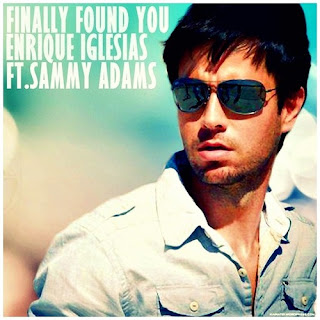 Enrique Iglesias - Finally Found You (feat. Sammy Adams) Lyrics