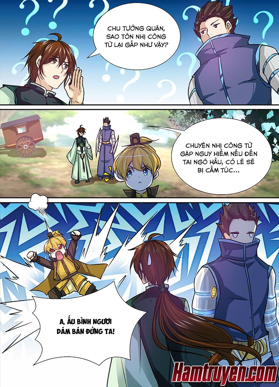 Thiên Cơ Tam Quốc chap 17 - Trang 14