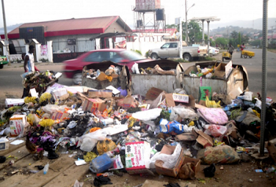 I Won't Tolerate A Dirty Ibadan- Ajimobi Tells Residents