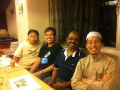 Berbuka puasa di Shahzan Inn