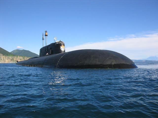 Project 949AM (Oscar III) class SSGN