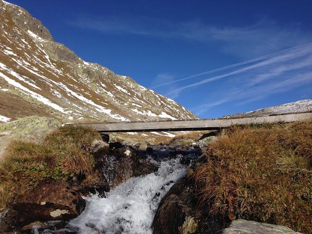 mit Strich und Faden |Bergbach val Ravais-ch Graubünden Schweiz