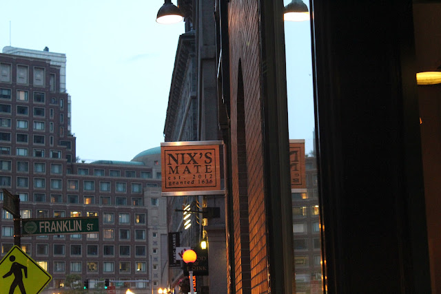 Nix's Mate, Boston, Mass.