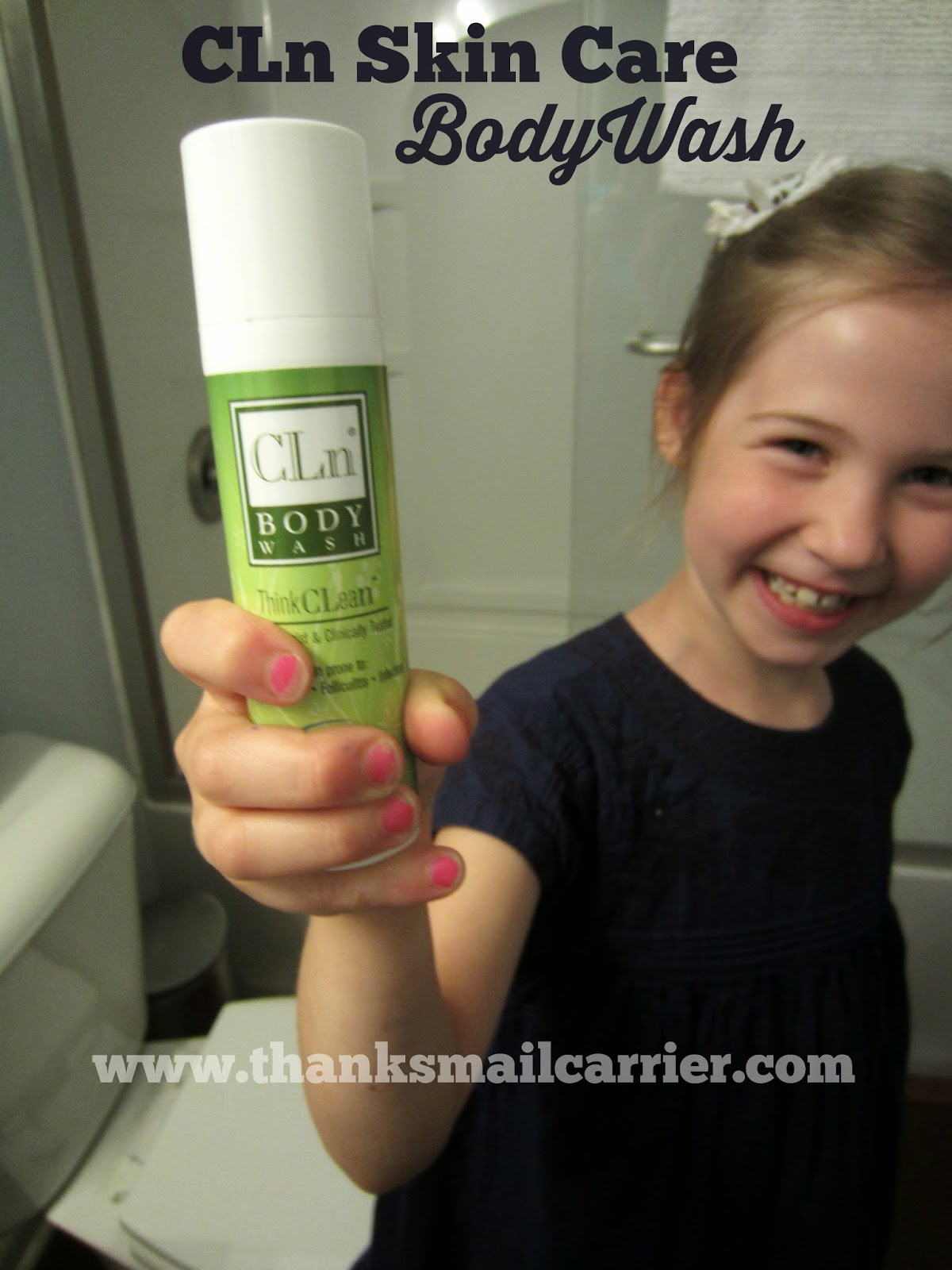 CLn BodyWash review