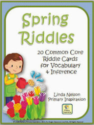 Link Here to All of My Spring Resources!