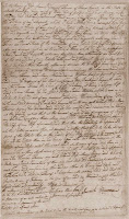 1801 Rowan County Will of Samuel Reeves