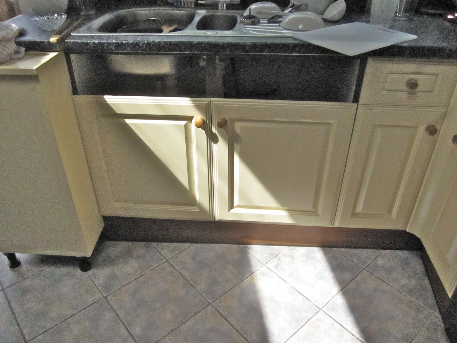 Kitchen Cabinet Drawer Replacement