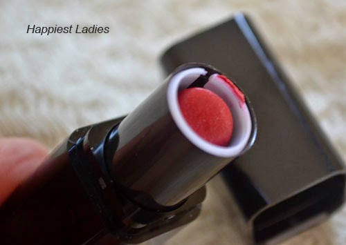 Calvin Klein Lipstick Eros 142 Review and Swatches