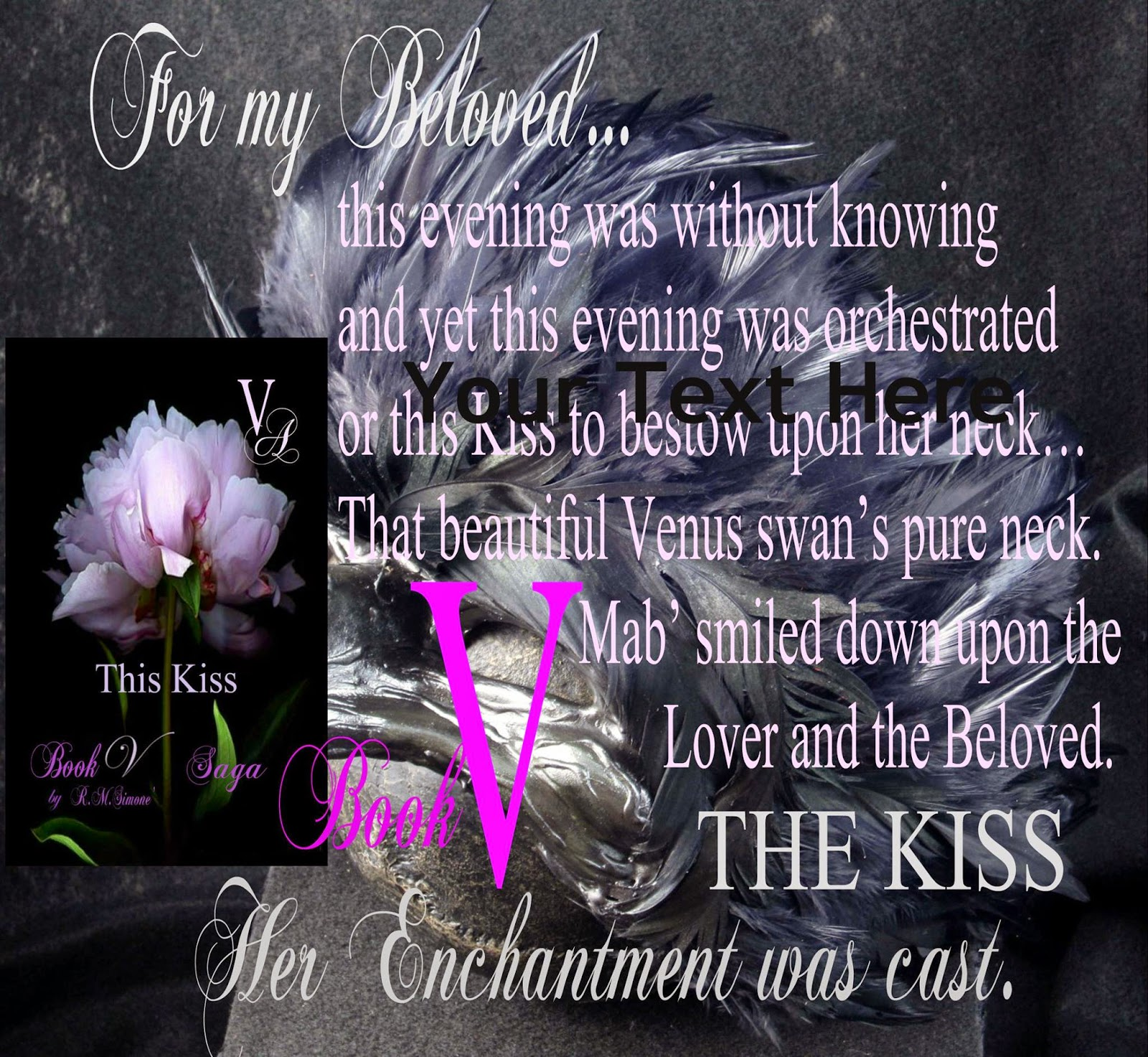 The Kiss by Roshandra Simone