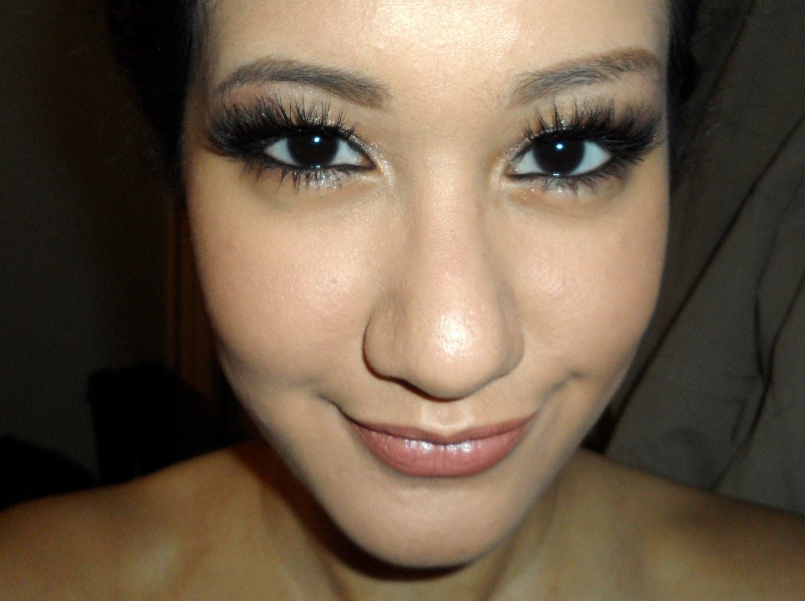 Buzzedforbeauty Review Of Velour Lashes In Oops Naughty Me