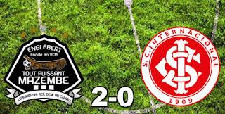 Mazembe 2-0 Internacional