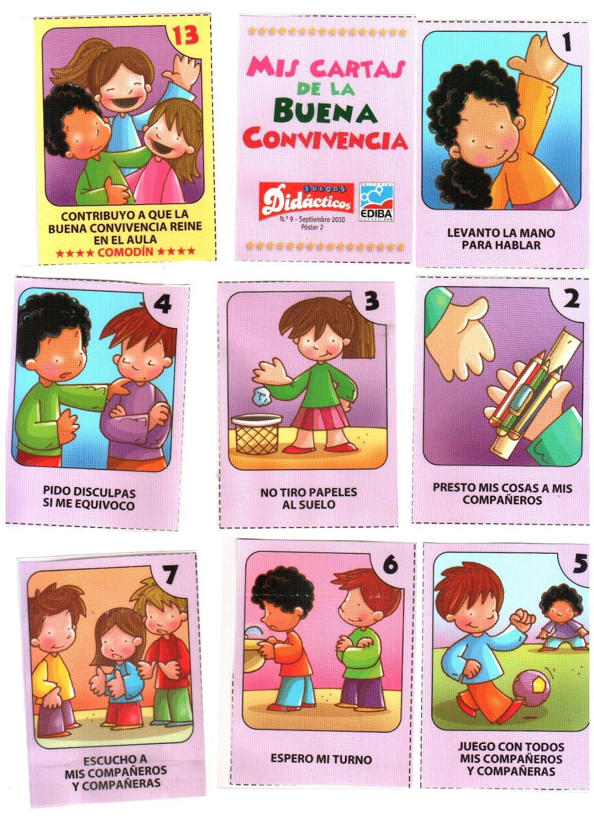 1000 images about cultura escolar on pinterest picasa for 30 normas de convivencia en el salon
