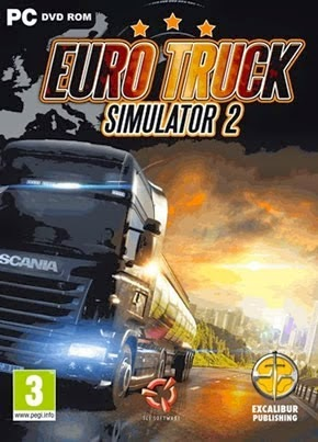 Euro TruCk SimuLator 2 Serial - Ürün Anahtarı