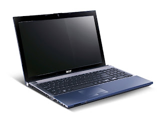 Notebook ACER Aspire TimelineX